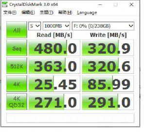 带缓存固态硬盘不掉速256GB 500GB 512GB 1TB 满200优惠15元